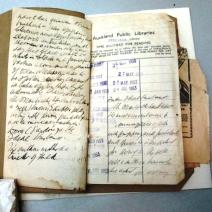 Langley library borrowing book 2