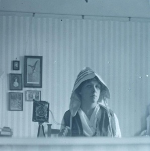 Mirror Self-portrait. Image James Morley
