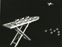 Carrier Strike by Ian Hamilton Finlay