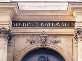 archives nationales 1