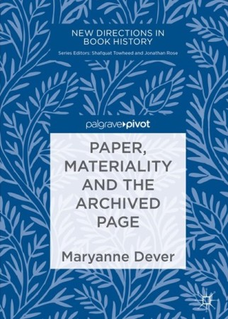 Paper Materiality and the Archived Page (2)
